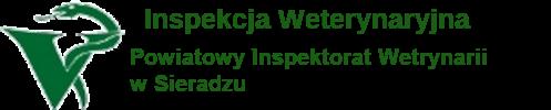 Inspekcja Weterynaryjna - Powiatowy Inspektorat Weterynarii w Sieradzu